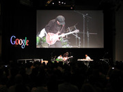 Team Presents Architects to Google