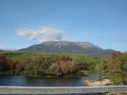 Mount Katahdin in Early Fall
