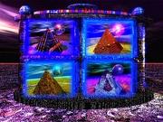 4 pyramids