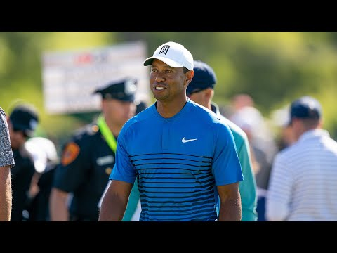 Tiger Woods: 2019 U.S. Open Pre-Championship Press Conference