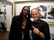 Me & 'Uncle' Eddie Kramer