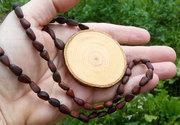 Cedar pendant (extra large)