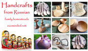 Russian handcrafts - amazing!