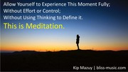 what_is_meditation