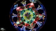 Cymatics Experiment 19 - 54 Mod MC