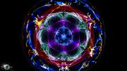 Cymatics Experiment 19 - 61 Mod MC