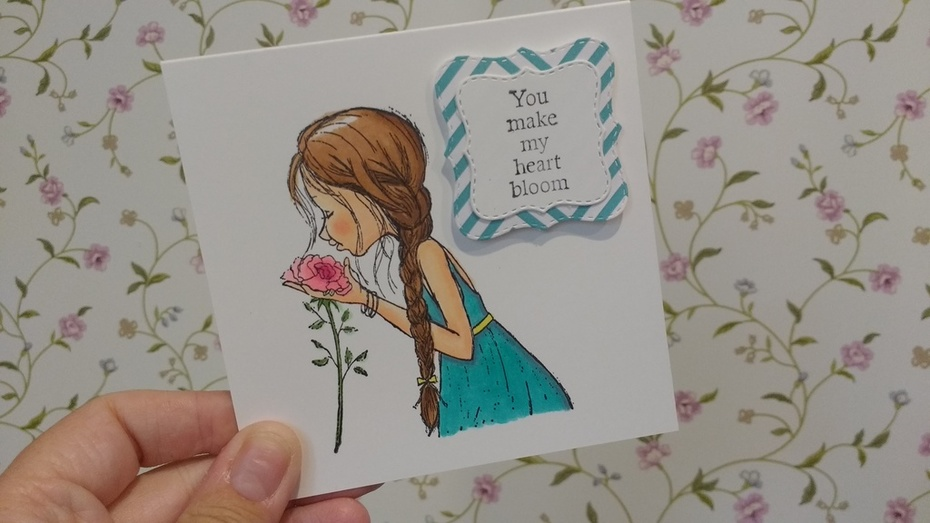 CAS Heart Bloom