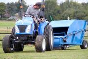 Sweeper 2.0 en New Holland Boomer LR