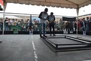 Robot de batalla 1 Lb. - Latacunga 2018