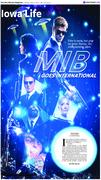 MIB  goes International