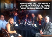 "Connections ""Equity Partners"" luncheon"