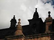 Detalle Catedral de Cuzco, Peru