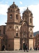 Iglesia Compañia de Jesus, Cuzco-Peru