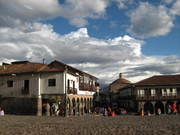 Plaza de Cuzco, Peru