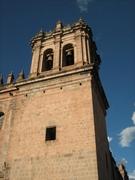 Campanario Catedral de Cuzco, Peru