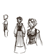 Lady Bess Eccentric - New Outfit Design Idea