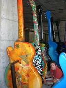 Live Amazed Orlando Guitar Town
