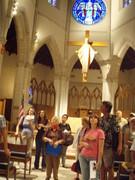 Art Glass tour at St. Luke's