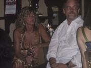 Lisa & Monte enjoy