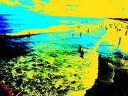 Cocoa Beach-Color Study#2