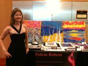 Christian Suit Tie Mixer Event Felicia Roberts