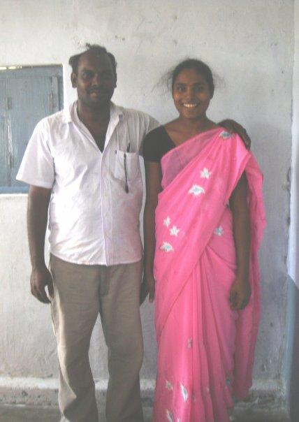 India Apostle  Per Einar and Prophetesse Aina Jensen 2009