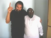 India Apostle  Per Einar and Prophetesse Aina Jensen 2009