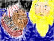 THE LION VIKING