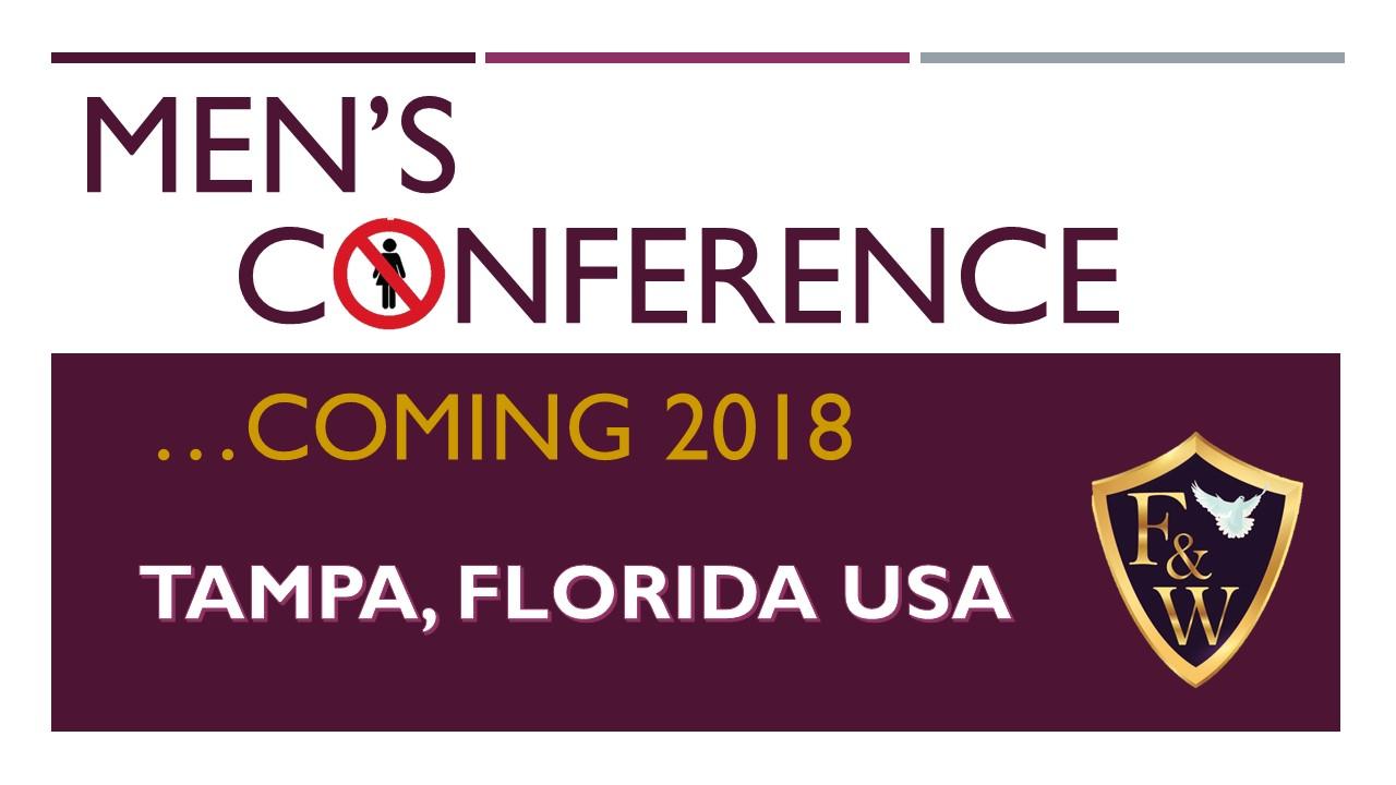 Men Conference