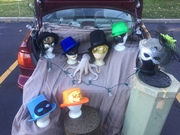 Trunk-or-Treat Steampunky Style