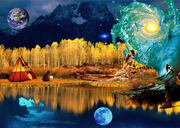 NATURAL TIME - 13 Moons, Nature's Cycles, Seasonal Celebrations