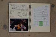 Sketch book [parts]: Thesis