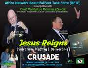Jesus Reigns Outreach Crusade Lusaka