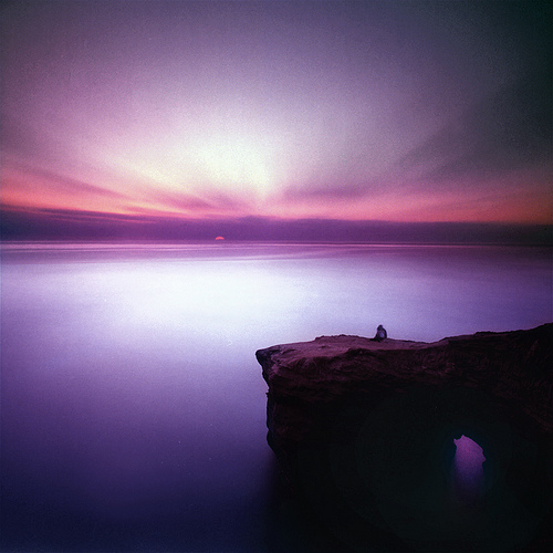 Affair | Sunset Cliff, San Diego, CA