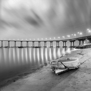 Dinghy   Coronado Bridge, San Diego, CA