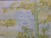 Buddha in the forest-2
