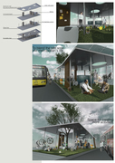 eco bus stop contest2011