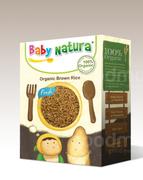 Brown Rice Packaging