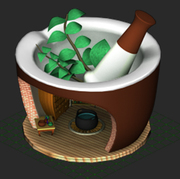 3D model (3D max)