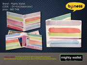 page design_Mighty walllet 2012