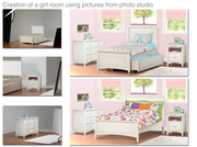 Photo Retouching of Furniture for Viaquest