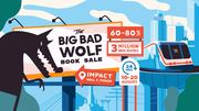 Big Bad Wolf Book Fair