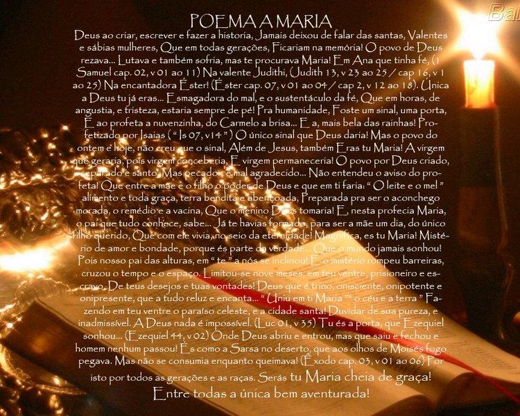 Poema a Maria)