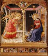 Ícone da Anunciação de Nossa Senhora