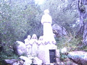 Arcanjo e os 3 pastorinhos
