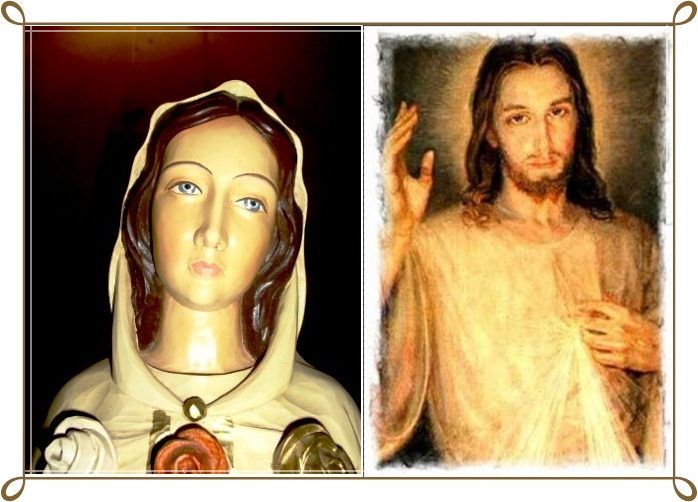Jesus e Maria, Rosa Mística