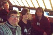 Peter, Jenny and Karen Trippett