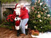 Santa and A.M.