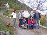 Somlót megmászók csapata