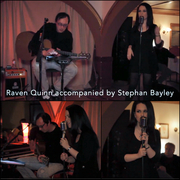 Raven and Stephan Bayley Perform at Manresa Castle